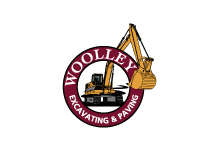 Woolley Excavating & Paving [logo]